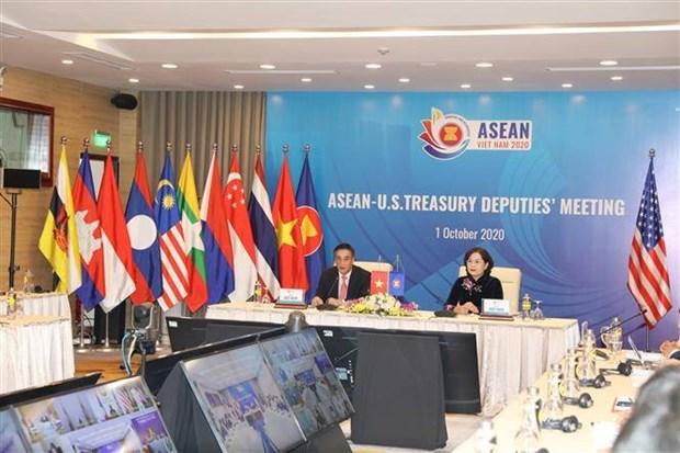 东盟各国加强金融银行合作