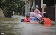 政府总理决定拨款5000亿越盾紧急救助中部灾区