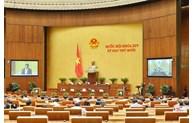第十四届国会第十次会议:参加联合国维和力量有助于提高越南的地位和威望