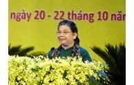 国会常务副主席丛氏放出席越共广义省第二十次代表大会
