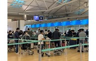 越南继续将滞留在国外的公民接送回国