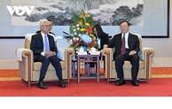 范星梅大使:越南各地方与中国江苏省之间的合作潜力巨大