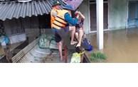 老挝、泰国领导就越南中部洪灾致慰问电