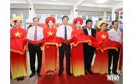 宁顺省经济社会发展成就展隆重开展