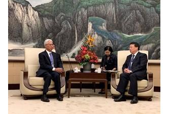 上海希望与越南各地加强合作