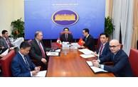 越南与秘鲁外交部副部长级第四次政治磋商以视频方式举行