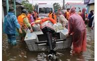 越南国家储备总局向5个灾情严重省份提供所需物资