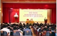 越南党和国会领导人展开与选民接触活动