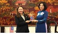 北宁省加强与马来西亚间的经贸投资合作