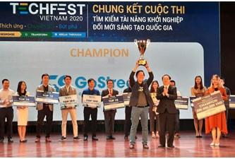 2020年越南国家创新创业节筹集1400万美元资金