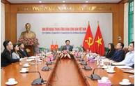越南共产党代表团出席亚洲政党国际会议常委会第34次会议