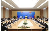 为老越政府间合作委员会第43次会议做好准备