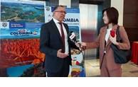 哥伦比亚在越南加强旅游推广活动