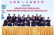 胡志明市与东北地区8省合作发展旅游
