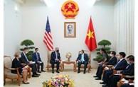 促进越南和美国关系全面发展