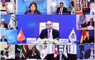 阮春福总理出席G20领导人峰会第二阶段会议