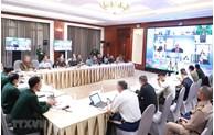 促进东盟各国与伙伴国的合作务实发展