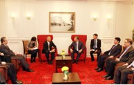 越南公安部部长苏林会见中国国家安全部副部长王裕文