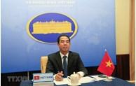 越南是哈萨克斯坦外交关系中的优先对象