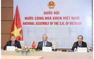 进一步加强越南与哈萨克斯坦议会合作