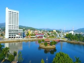 广宁省汪秘市大力吸引战略投资商以促发展