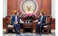 胡志明市与韩国加强多领域的合作力度