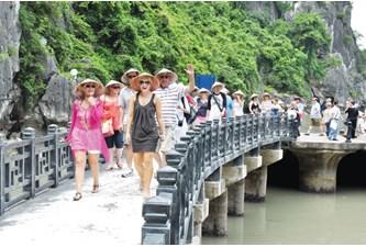 前11个月越南接待外国游客量达380万人次