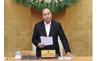 阮春福总理:疏解企业在生产经营活动面临的困难是首要任务