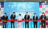 胡志明市系列国际专业展览会开展