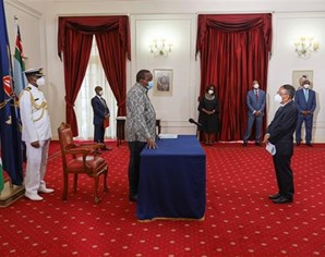 巩固越南与肯尼亚之间的关系