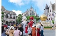岘港市旅游业释放可喜信号