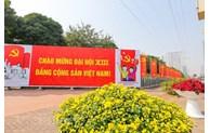 越共十三大:旅德越南人对国家发展前景充满信心