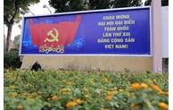 俄媒:越共十三大是越南政治和社会生活中的历史性里程碑