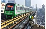 河内市轻轨吉灵-河东线项目将于3月31日之前完成