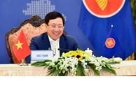 东盟外长非正式会议以视频方式举行