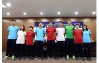 VFF公布2021年越南国家足球队队服