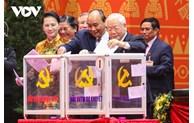 全国第十五届国会代表和2021-2026年任期各级人民议会代表换届选举工作部署会议今日举行