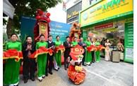 """河内市:销售环境友好型产品的""""绿色商店""""开张"""