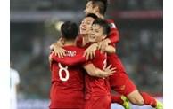 FIFA最新排名:越南国家足球队稳居东南亚首位