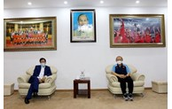 阮玉善部长:越南足球队将再创佳绩