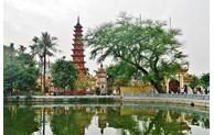 春节游览首都河内的心灵旅游景点