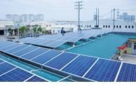 河内市在同春市场展开屋顶光伏发电项目