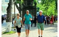年初三个月越南国际游客到访量为4.8万人次