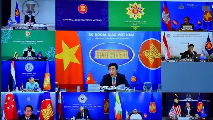 范平明副总理:越南承诺将继续力推东盟共同体建设