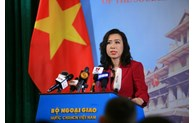 越南要求中国停止侵犯行为,尊重越南主权