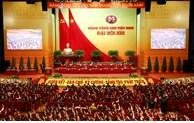 越共中央政治局颁布关于展开实施越共十三大决议的01号指示