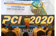 PCI 2020:越南省级竞争力指数的质量得到明显改善