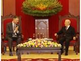 越南希望进一步加强与美国的全面伙伴关系