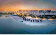越南最大人造海滩即将开放