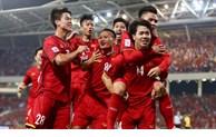 越南国家男子足球队世界排名提升1位